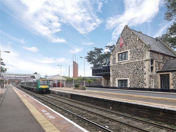 Platform Three in Worcestershire