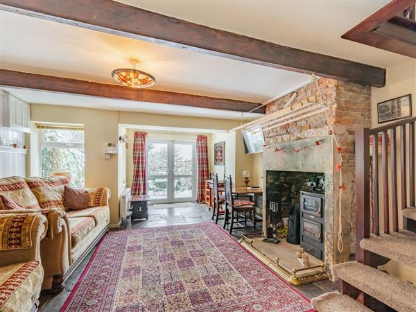 Plough cottage in West Yorkshire