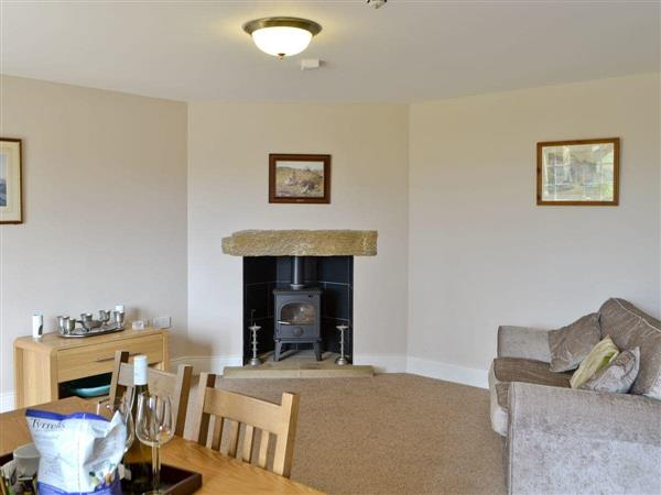 Plover Cottage in Northumberland