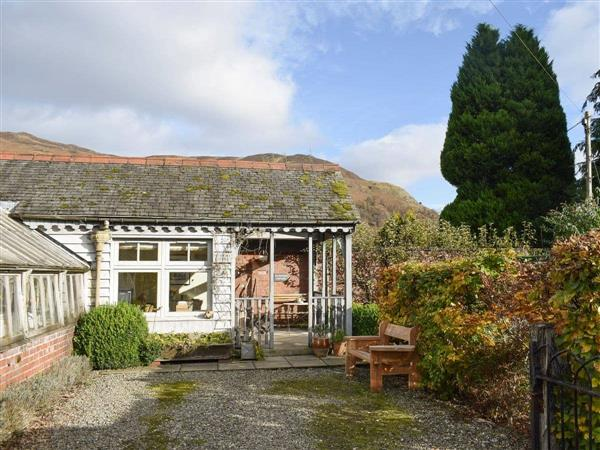 Plum Tree Cottage in Perthshire
