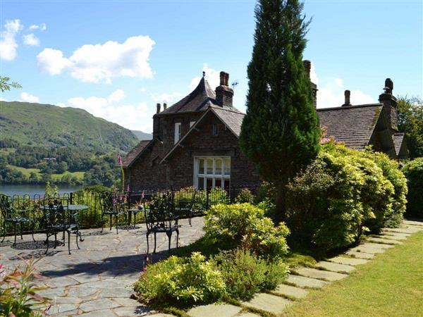 Poet's View Cottage in Cumbria