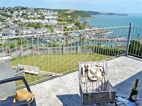 Polhaun Holiday Apartments - Berlewen in Cornwall