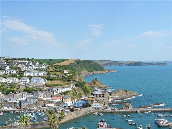 Polhaun Holiday Apartments - Lowenna in Cornwall