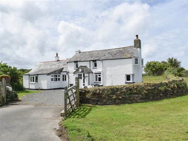 Pollards Cottage in Cornwall