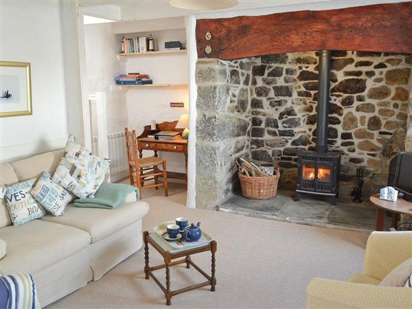 Polwin Cottage in Cornwall