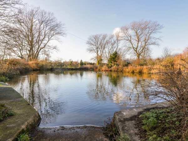 Pond View at Pakefield Hall in Suffolk