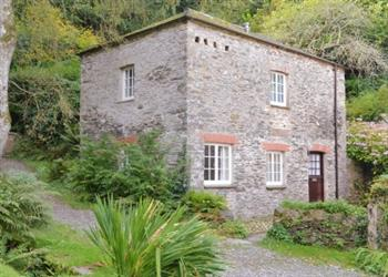 Pont Creek Cottage in Cornwall