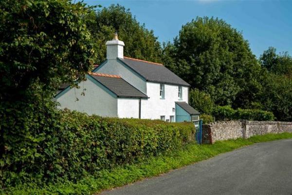 Pontganol Cottage in Powys