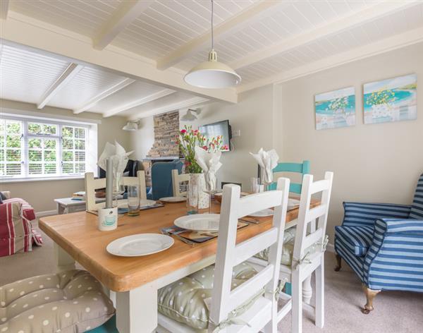 Poplar Cottage in Cornwall