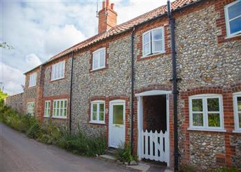 Poppy Cottage (Great Walsingham) from Norfolk Hideaways