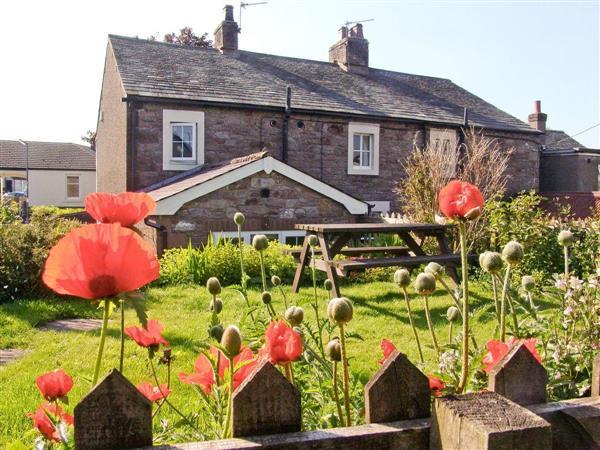 Poppy Cottage in Cumbria