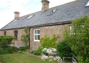 Poppy Cottage in Northumberland