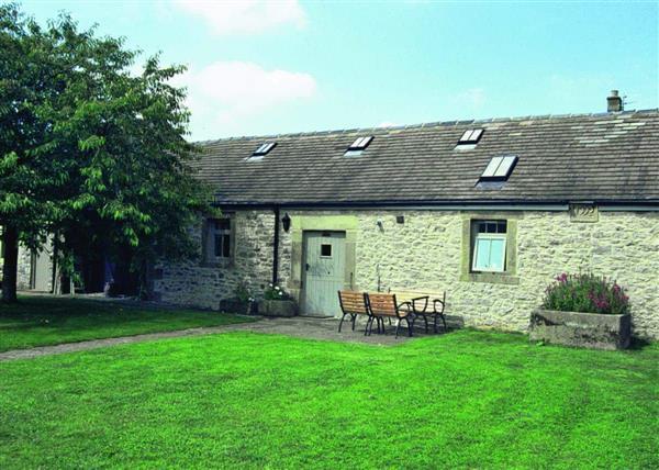 Poppy's Barn from Hoseasons