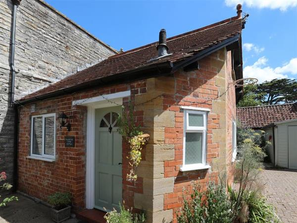 Portcullis End Cottage in Somerset