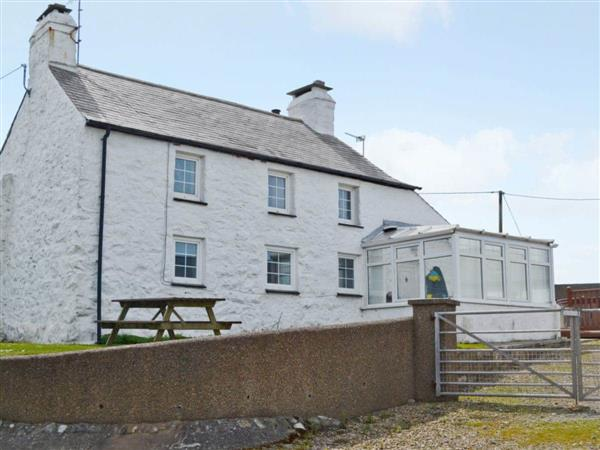 Porth Colmon Farmhouse