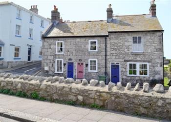 Portland Holiday Cottages - Cove Cottage in Dorset