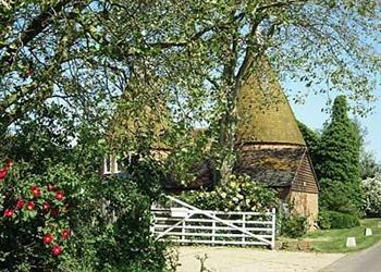 Potts Farm Oast in Kent