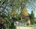 Potts Farm Oast in Tenterden, Kent. - Great Britain