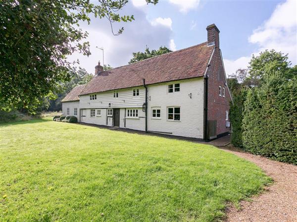 Pound Cottage in West Sussex