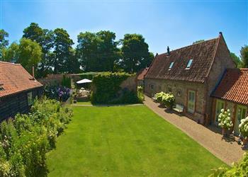 Primrose Barn in Norfolk