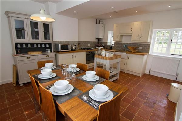 Primrose Cottage from Norfolk Hideaways