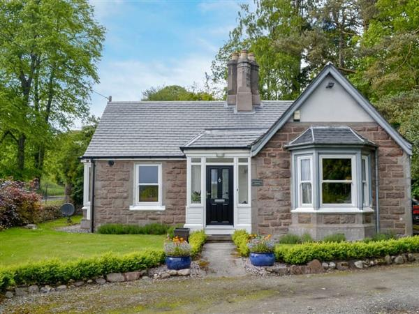 Princeland Lodge in Coupar Angus, near Blairgowrie, Perthshire