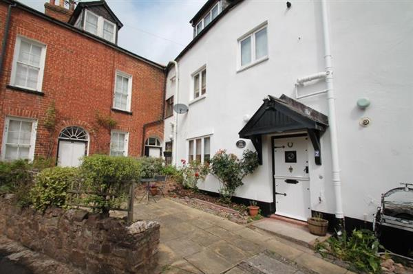 Priory Cottage in Dunster, Somerset