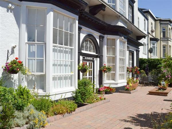 Promenade View in Merseyside
