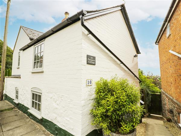 Prospect Cottage in Worcestershire
