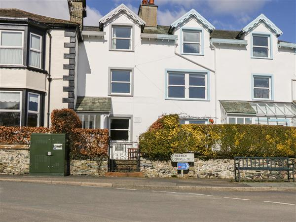 Prospect Lodge in Cumbria