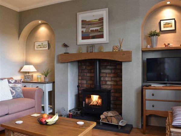 Prospect Terrace in Kendal, Cumbria