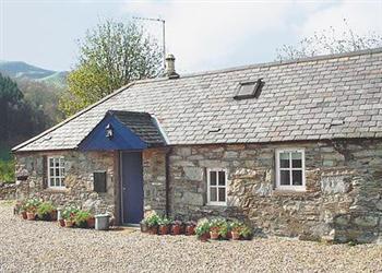 Ptarmigan Cottage in Perthshire
