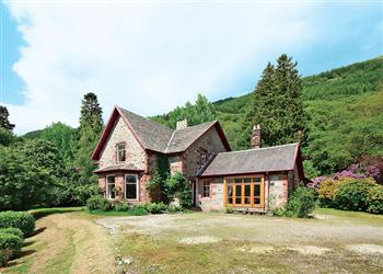 Ptarmigan Lodge from Hoseasons
