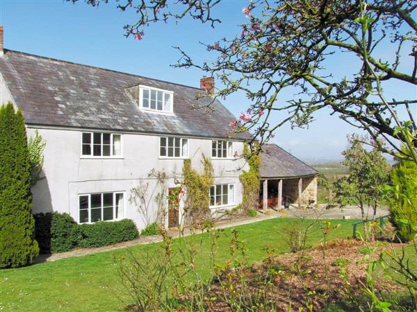 Purcombe Farmhouse in Dorset