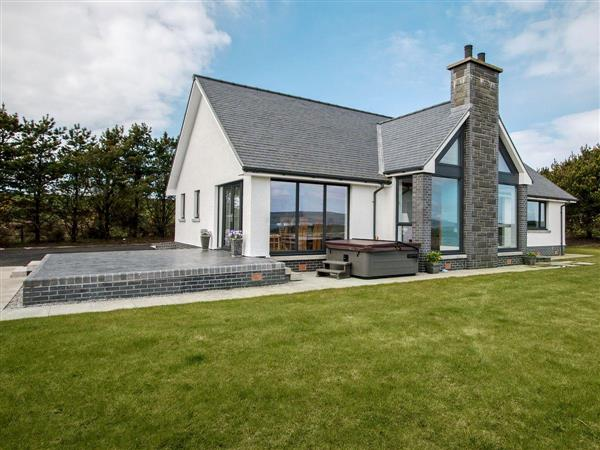 Quarter Acre House in Wigtownshire