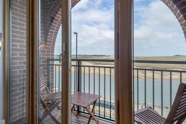 Quayside Lookout from Norfolk Hideaways