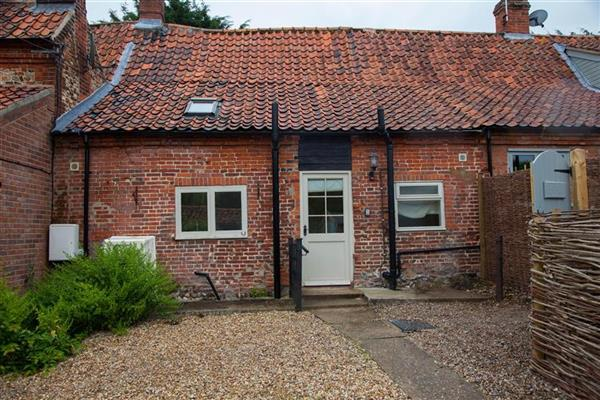 Quince Cottage in Norfolk