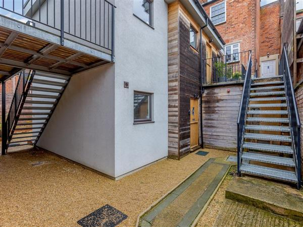 Quire Court Apartments- Apartment 3 in Gloucestershire