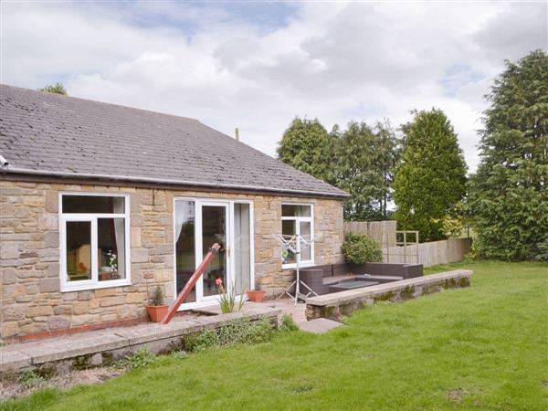 Railway Cottages - Dove Cottage in Northumberland