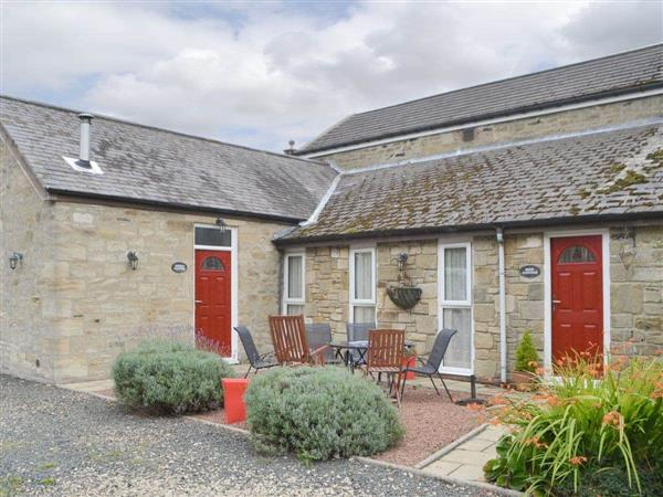 Railway Cottages - Rose Cottage in Northumberland