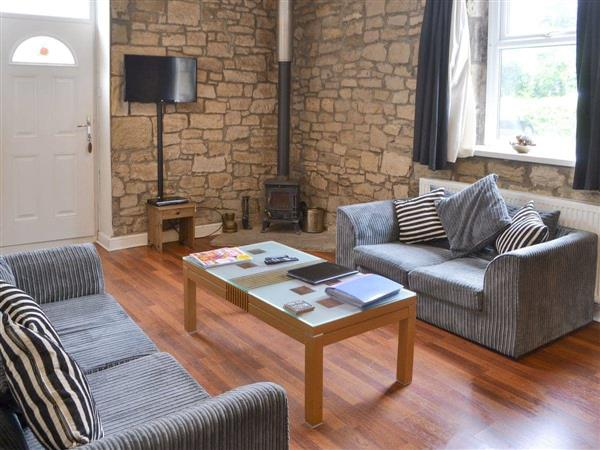 Railway Cottages - Stable Cottage in Northumberland