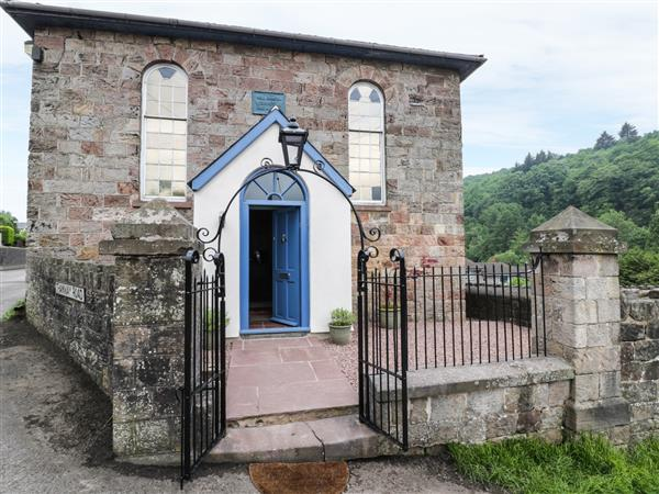 Rainforest Chapel in Gloucestershire