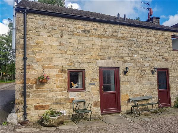 Rambler's Cottage in Derbyshire