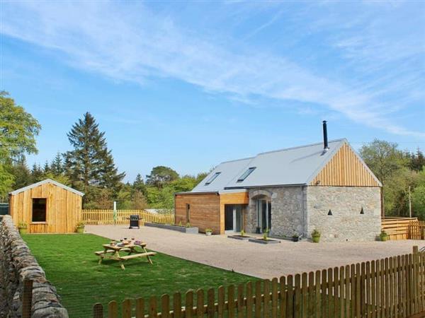 Ramerish Retreat in Kirkcudbrightshire