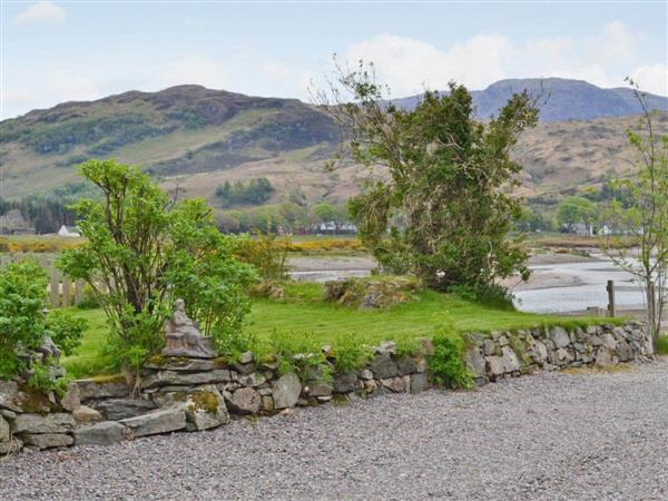 Rams Cottage in Ross-Shire
