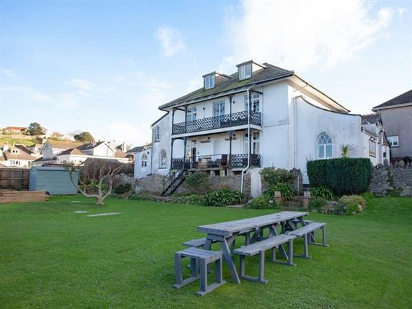 Ranscombe House in Devon