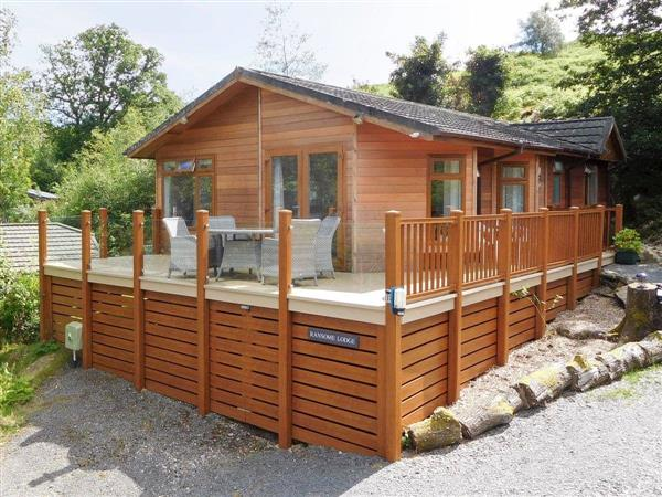 Ransome Lodge in Cumbria
