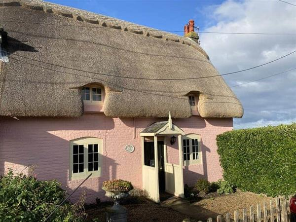 Raspberry Cottage in Kent