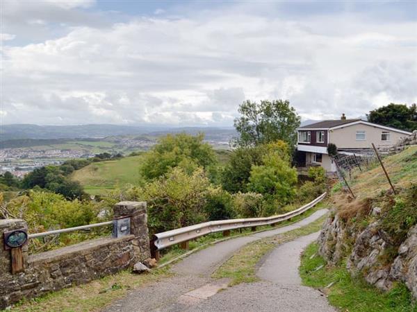 Ravens Lodge in Gwynedd