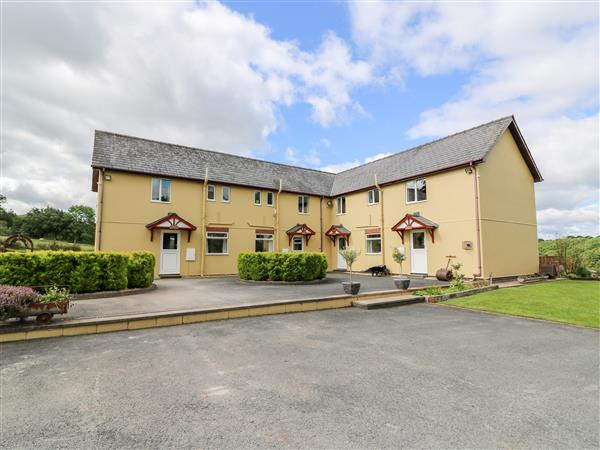 Red Kite Cottage in Powys